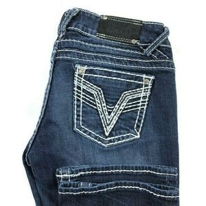 Vigoss The Chelsea Slim Bootcut Jeans